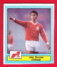Holland John Bosman Ajax